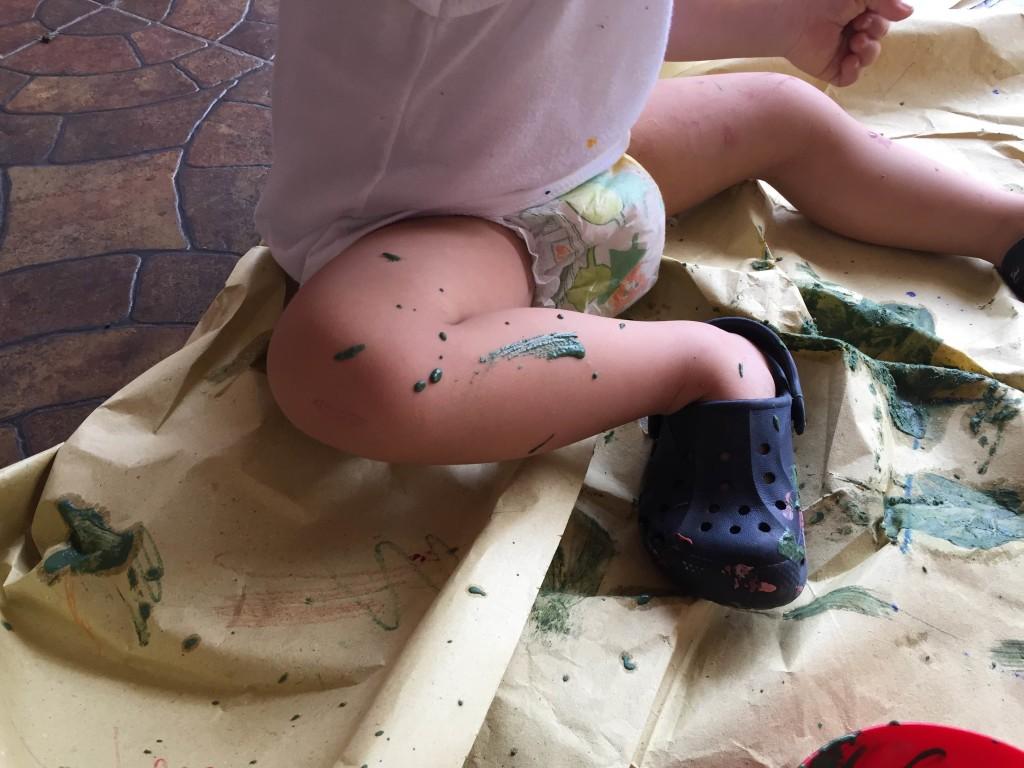 wecantoo tempera paint test manilamommy