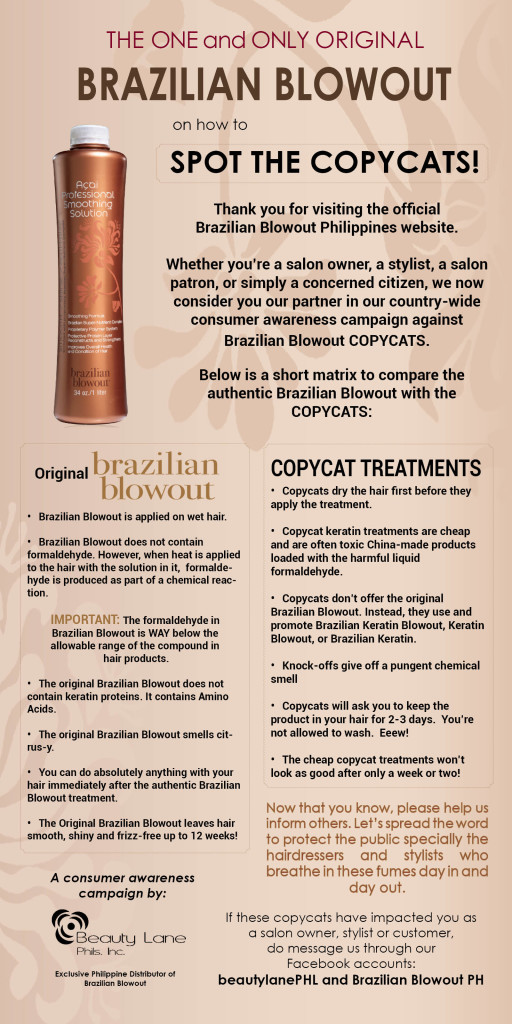 brazilian blowout philippines manila