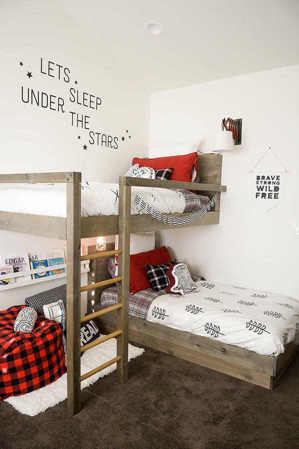 Nice dream bunk bed