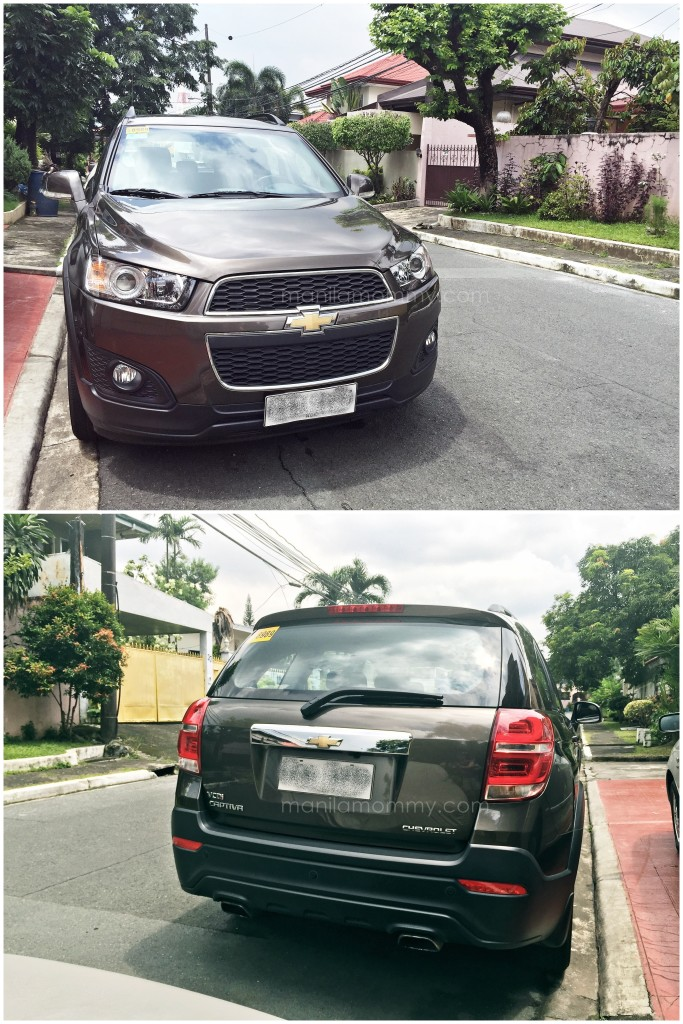 Chevrolet Captiva Review Manila
