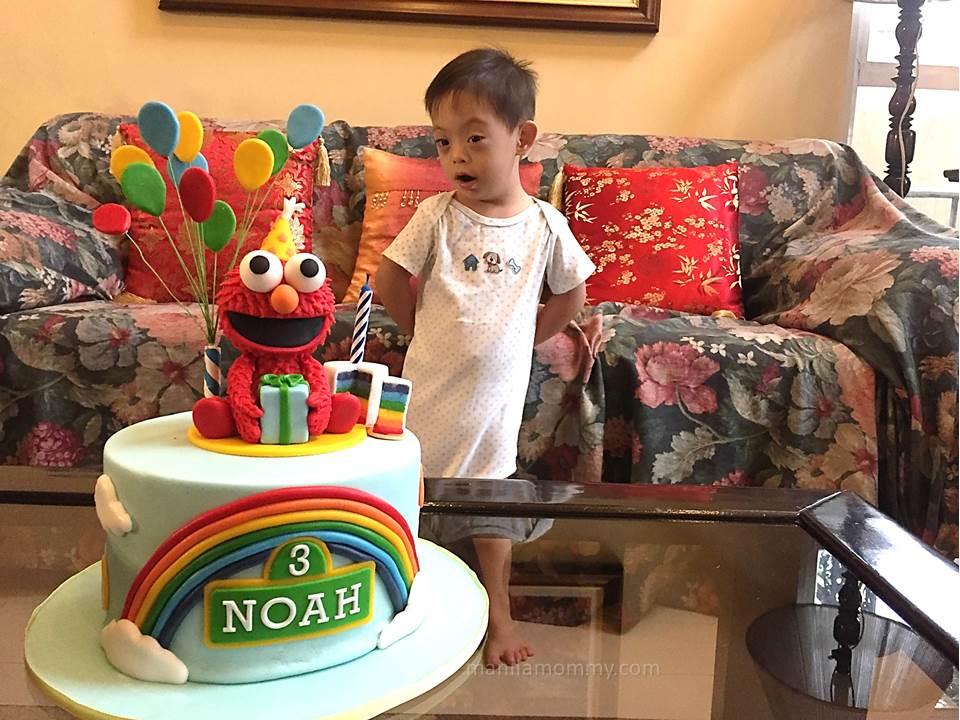 tazzy cake elmo birthday cake