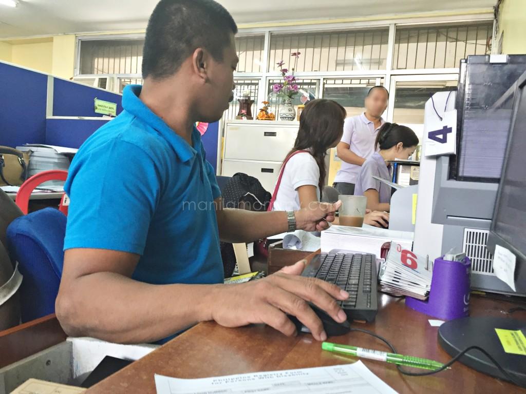 PWD ID Quezon City Philippines