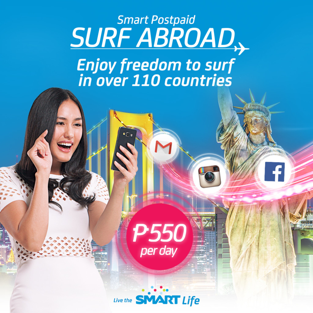 Smart Surf Abroad 550 FB
