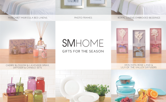 Gift Shopping Tips 2: SM Home