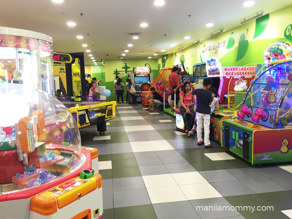 Kidzoona Robinsons Galleria Review 1