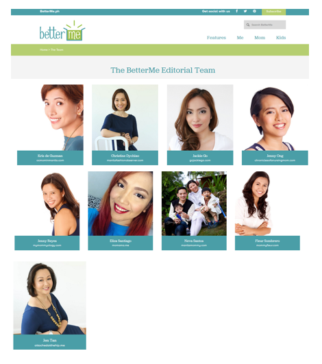 better me editorial team
