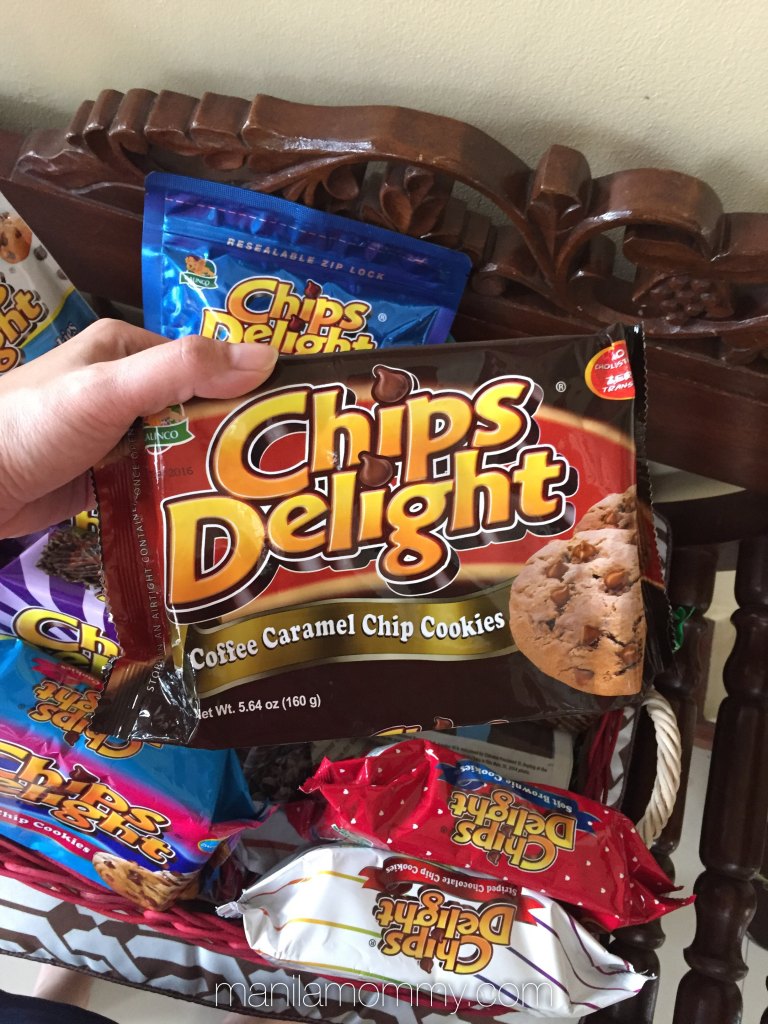 chips delight coffee cookies