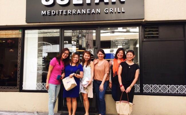Fun Find: Sultan Mediterranean Grill, Makati