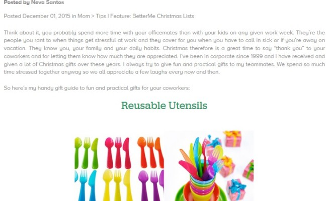 The BetterMe Christmas Gift Guide!