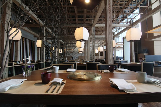 Kiwa Korean Grill Solaire Interiors