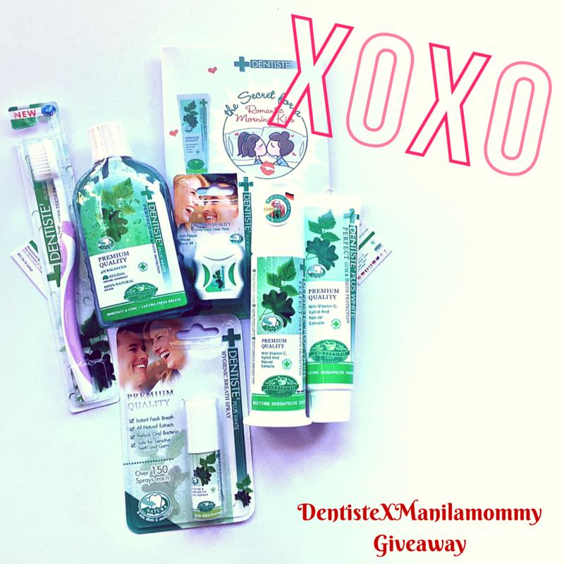 DentisteXManilamommy Giveaway