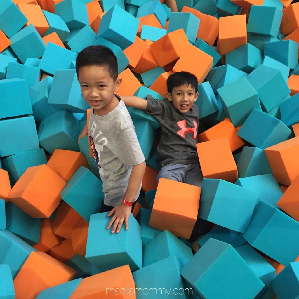 Jump Yard Indoor Trampoline Park Tiendesitas Fun Ranch 7