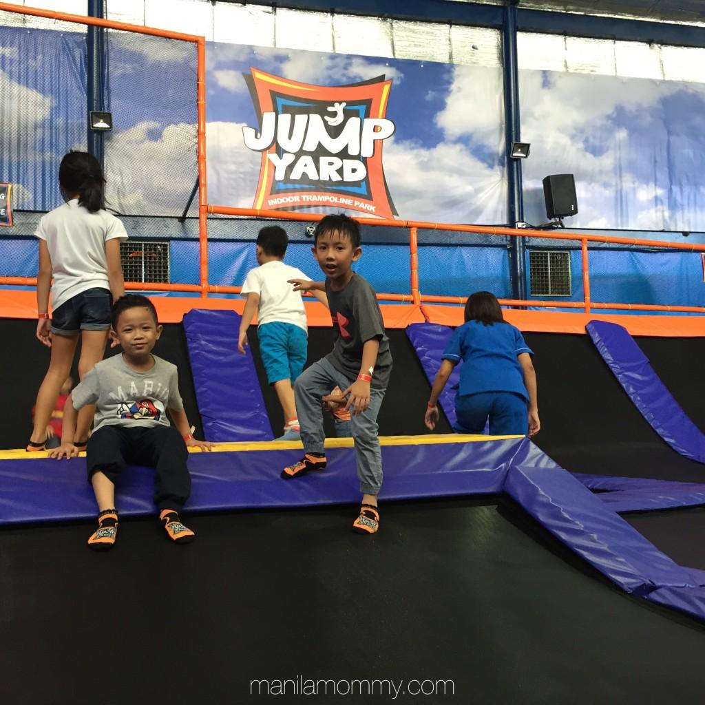 Jump Yard Indoor Trampoline Park Tiendesitas Fun Ranch Kids