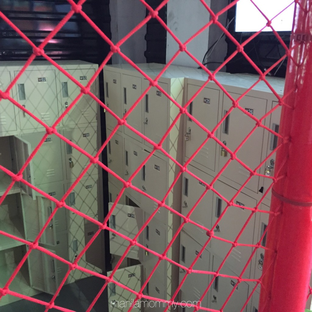 Jump Yard Indoor Trampoline Park Tiendesitas Fun Ranch Lockers
