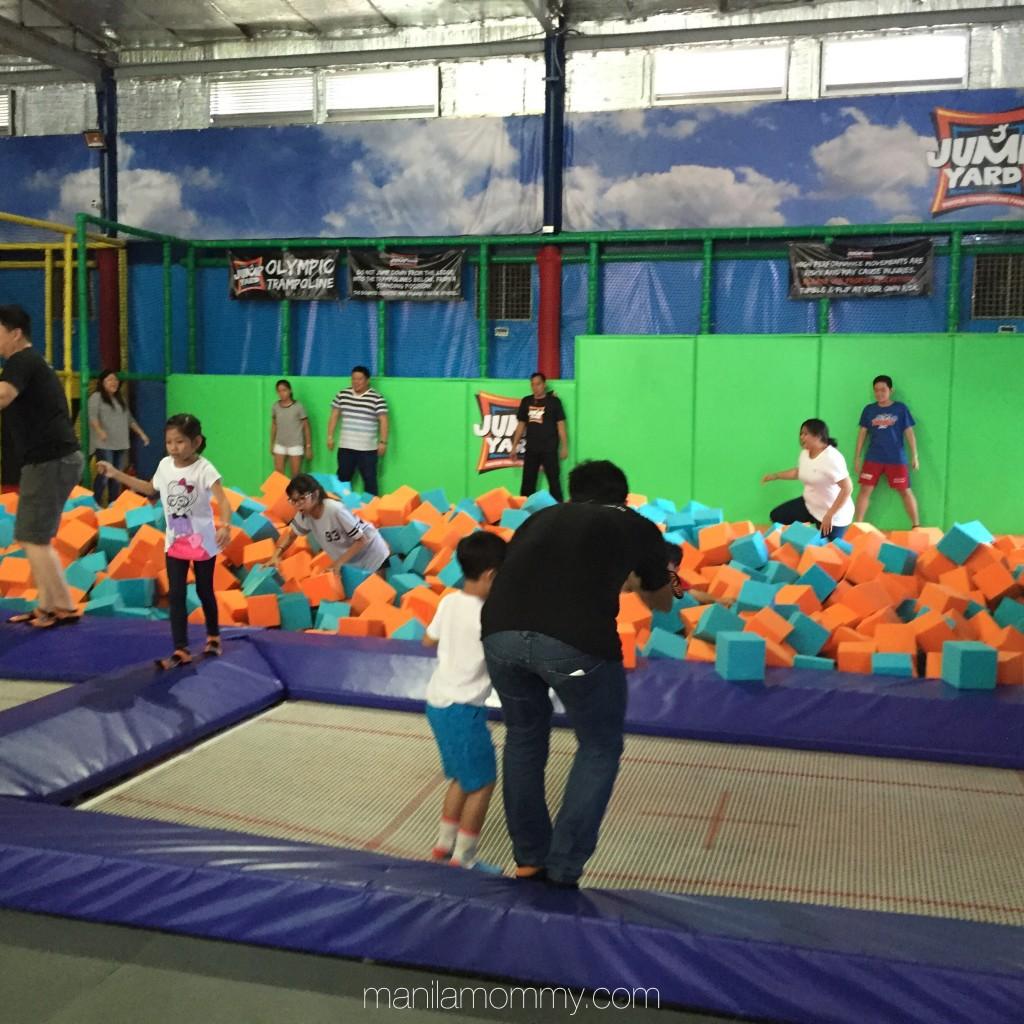 JumpYard Indoor Trampoline Park Tiendesitas Fun Ranch 3