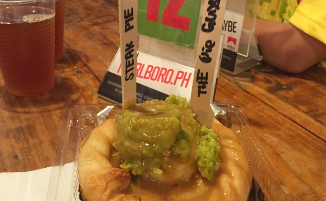 Must Try: Pie Guys at Box Park, Congressional Ave Extension