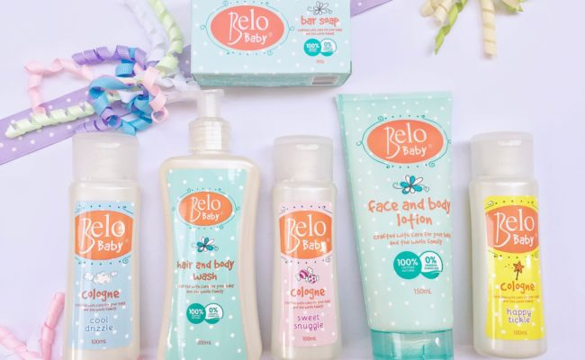 Belo Baby: A Must Buy for the Boys