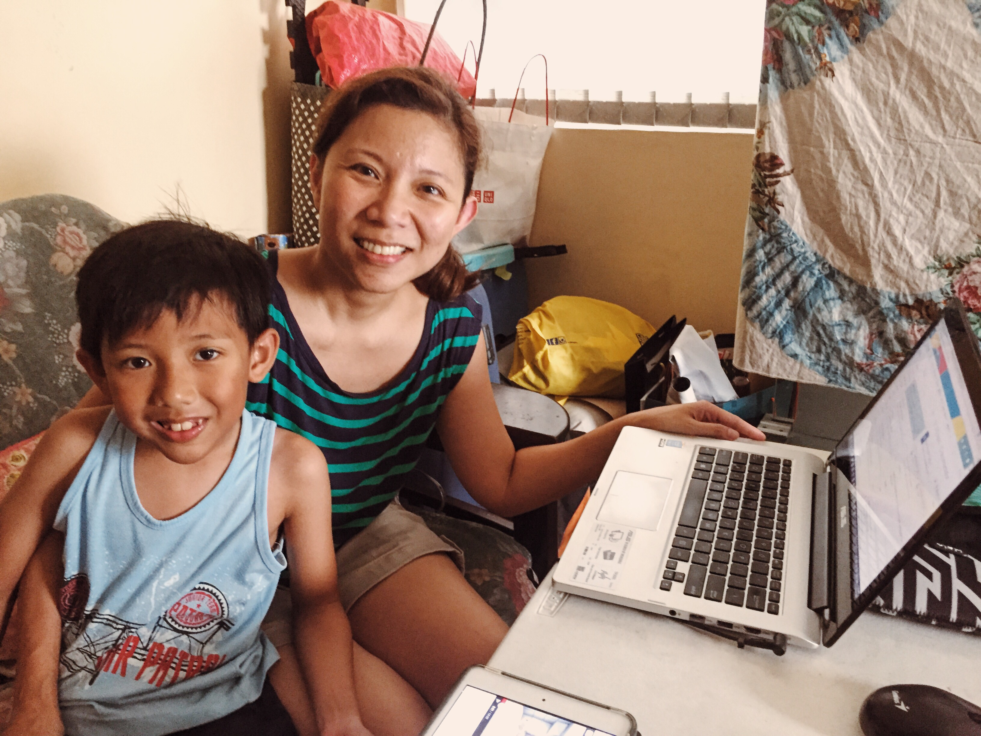 #ChangingLives: Why I Can Work From Home