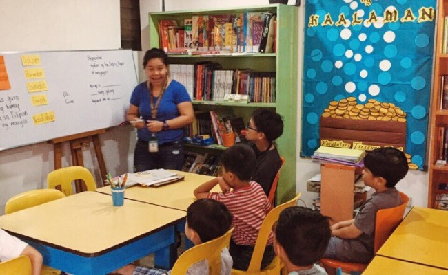 Learning Filipino is FUN at The Learning Library