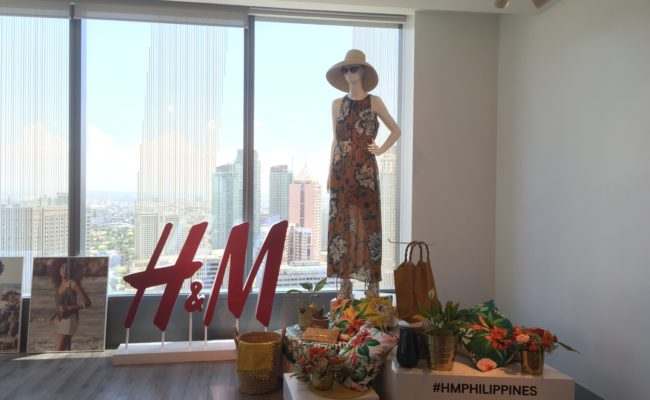 Mommy Summer Styles with H&M's Forever Summer Collection