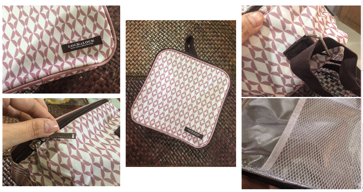 lock&lock lunch kit review