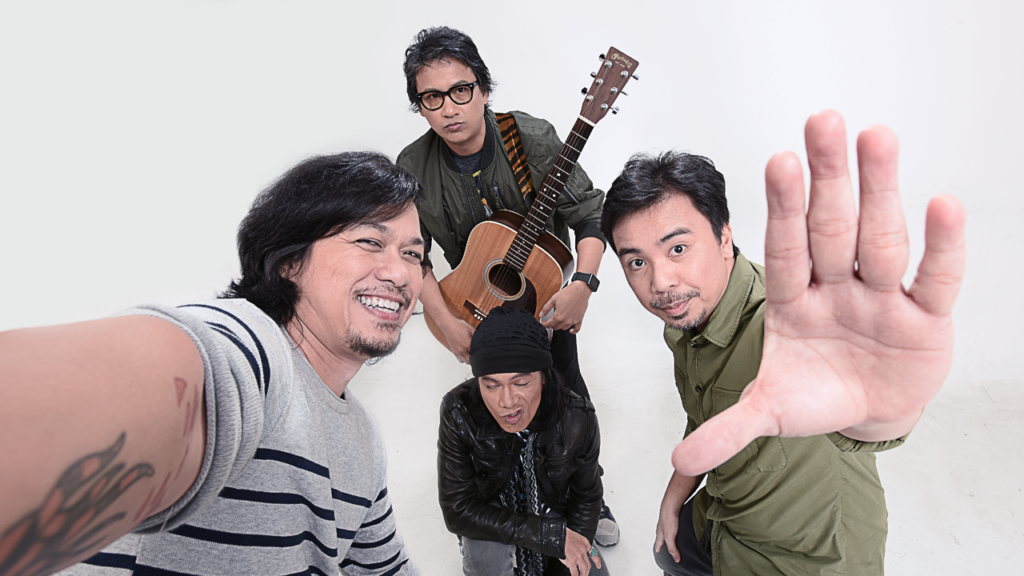 Eraserheads Smart All Out 2