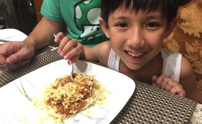 #LutongNanay Recipe: Sweet Style Spaghetti