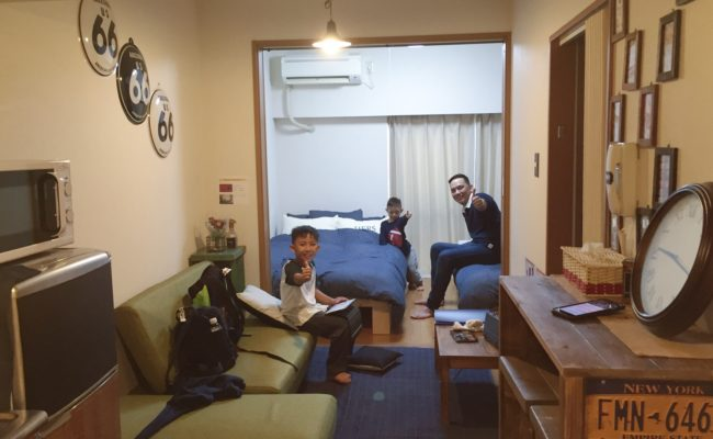 Our AirBnb Experience in Osaka