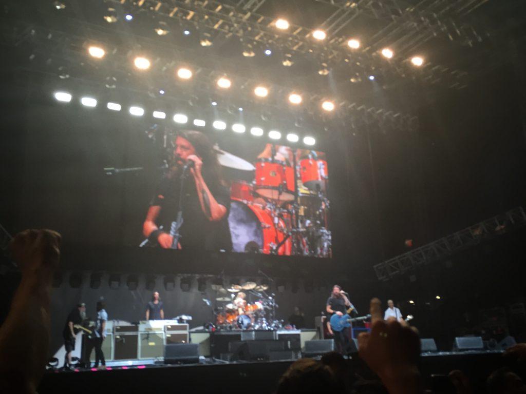 Foo Fighters Singapore Indoor Stadoum 2017