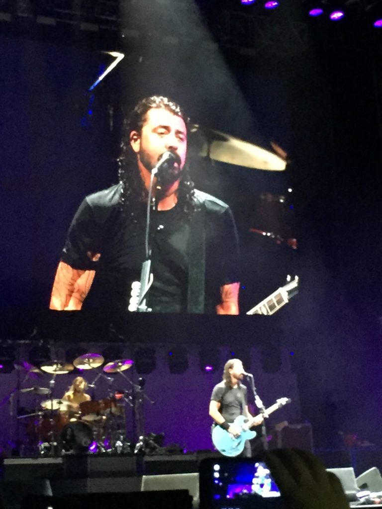 Foo Fighters Singapore 2017